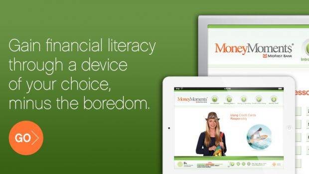 Gain financial literacy with the device of your choice, minus the boredom.